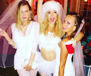 """Kate Hudson Was a """"Hot Mess"""" of a Bride at Her Epic Birthday Bash"""