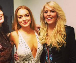 Gang's All Here! Lindsay Lohan Shares Rare Family Photo to Celebrate Her Dad's…