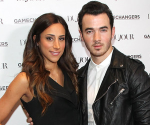 Kevin Jonas and Wife Danielle Are Expecting Baby No. 2 -- See the Adorable…