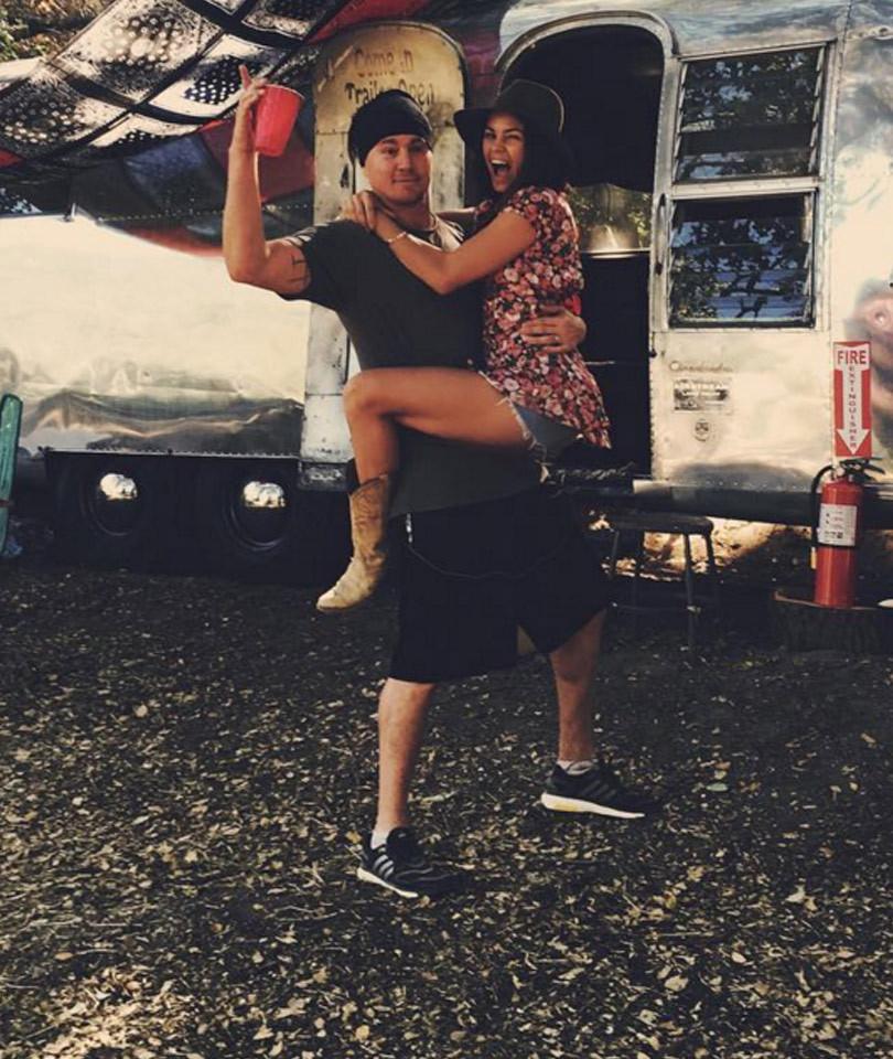 "Jenna Dewan Tatum Takes ""Country Boy"" Channing Tatum on Surprise Retreat for…"