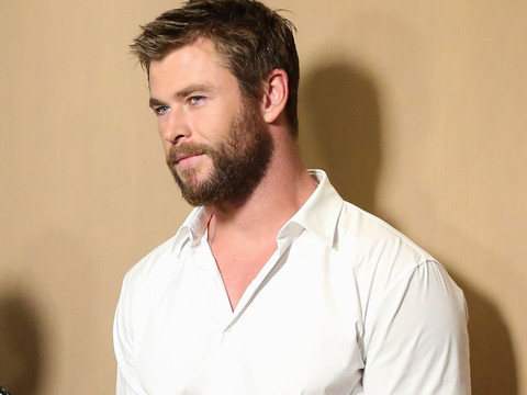 "Chris Hemsworth Surprises His Biggest Fan -- Gives Her a ""Kinky"" Massage, Gets ""Naked""…"
