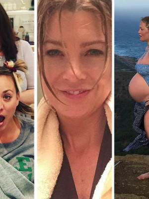 Ellen Pompeo Slams Eating Disorder and Plastic Surgery