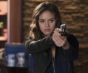 "Ranya Cruz Speaks! ""The Vampire Diaries"" Badass Teases New Episode, Bruises on…"