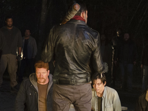"""The Walking Dead"" Recap: Negan's Victims Revealed!"