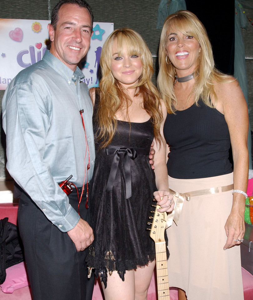 "Lindsay Lohan's Parents Fess Up: ""We Are Responsible for What Lindsay Did"""