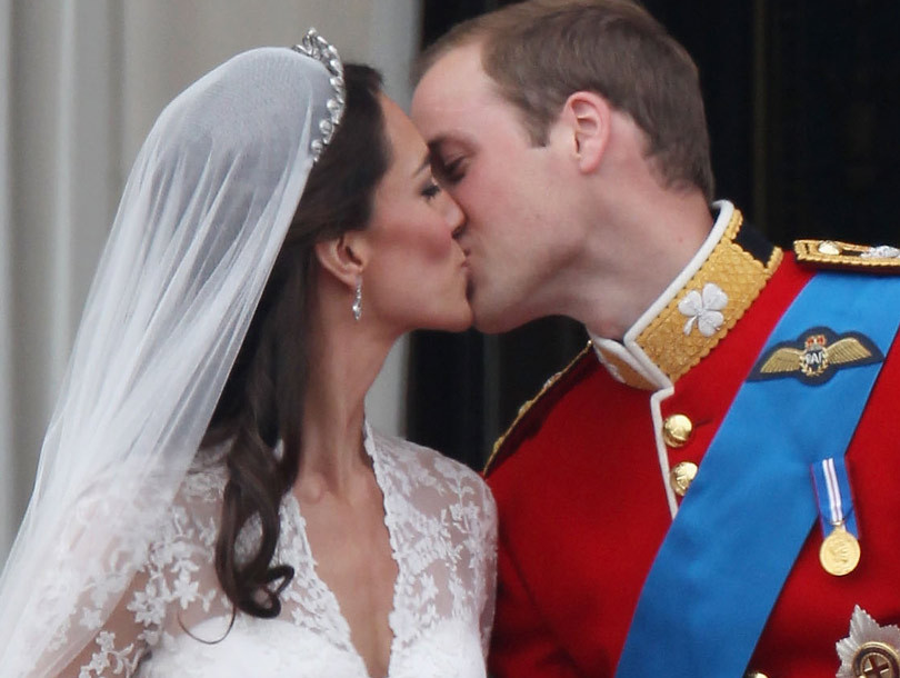 Re-Live Prince William and Kate Middleton's Royal Wedding to Celebrate Their…