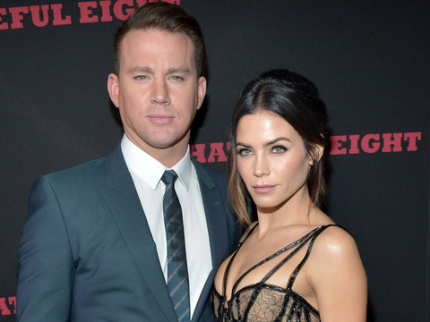 Best Husband Ever? Channing Tatum Gives Jenna Dewan-Tatum a Pedicure
