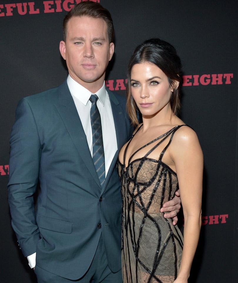 Best Husband Ever? Channing Tatum Gives Jenna Dewan-Tatum a Pedicure