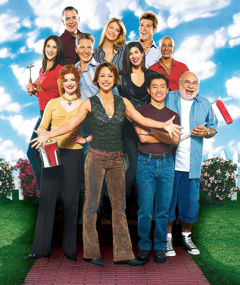 Designer Genevieve Gorder Reflects On Trading Spaces Past