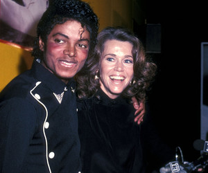 "Jane Fonda Spills on Skinny-Dipping with Michael Jackson: ""It Was His Idea!"""