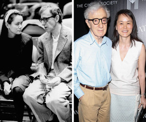 Woody Allen Opens Up About Soon-Yi & Ex Mia Farrow In Awkward New Interview