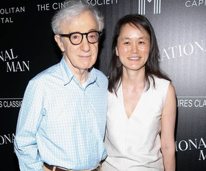 Woody Allen Awkwardly Talks Soon-Yi & Ex Mia Farrow -- Ronan Farrow Claps…