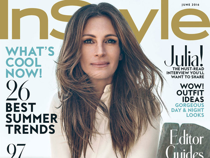 Julia Roberts Reveals Why She Doesn't Use Social Media, Shares Her Healthy…