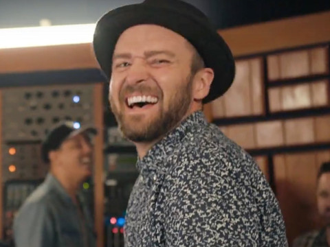 "Justin Timberlake's Comeback Is Officially On! Check Out His New Song, ""Can't Stop the…"