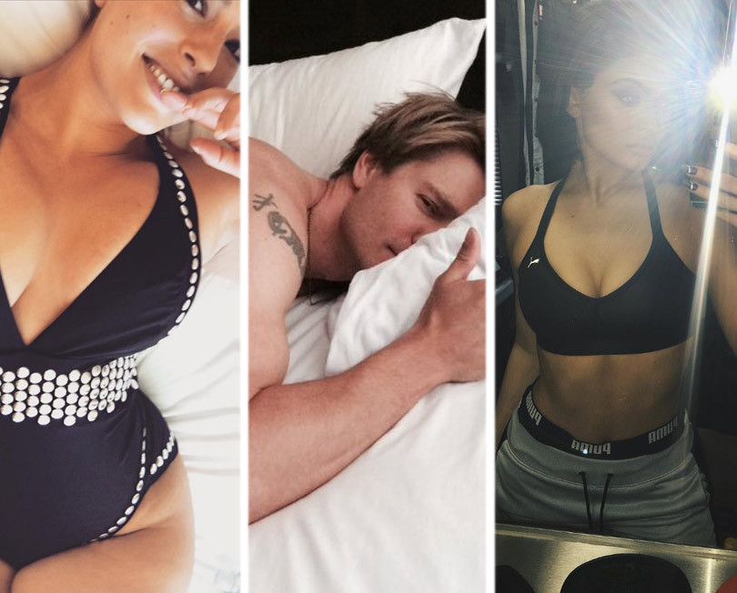 Ashley Graham, Chad Michael Murray, Kylie Jenner & More -- See This Week's Best Celebrity TwitPics!
