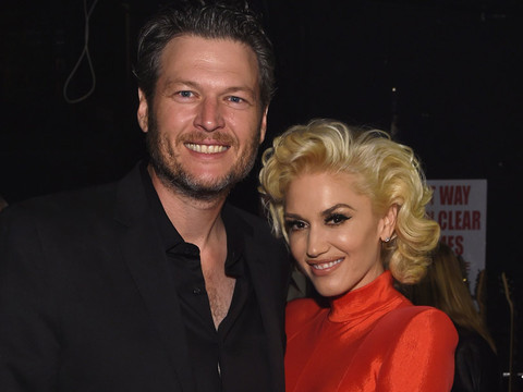 "Blake Shelton Debuts New Duet with Gwen Stefani, ""Go Ahead and Break My Heart"""