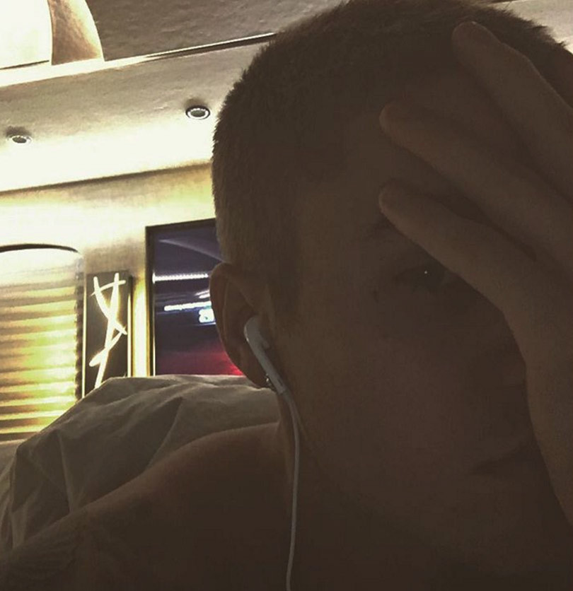 Justin Bieber Just Got a New Tattoo On His Face -- Find Out What It Means!