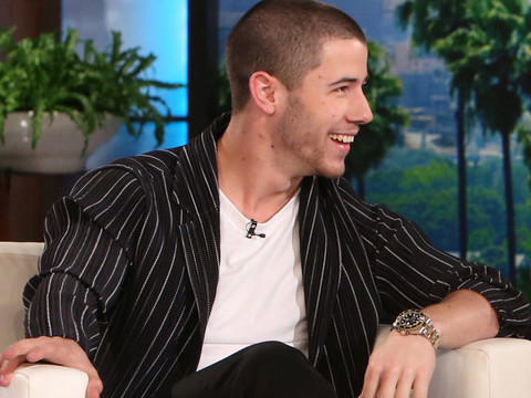 "Nick Jonas Admits He's ""Single"" Before Coming Clean About Rumored Girlfriend Kate Hudson"
