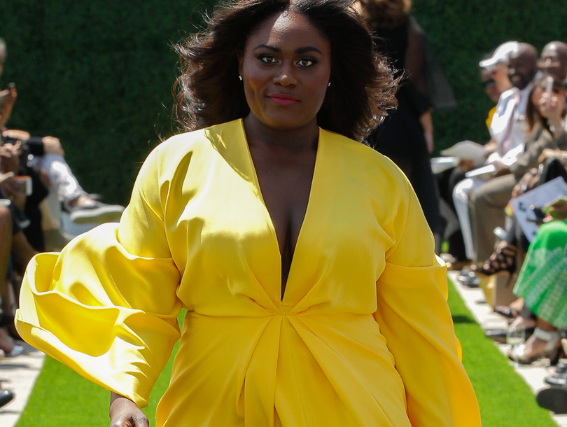 """OITNB"" Star Danielle Brooks & Ashley Graham Crush It on the Runway for…"