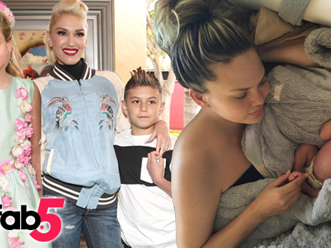 TooFab 5: Stars Celebrate Mother's Day, Dannielynn Birkhead Looks So Grown Up at Kentucky…