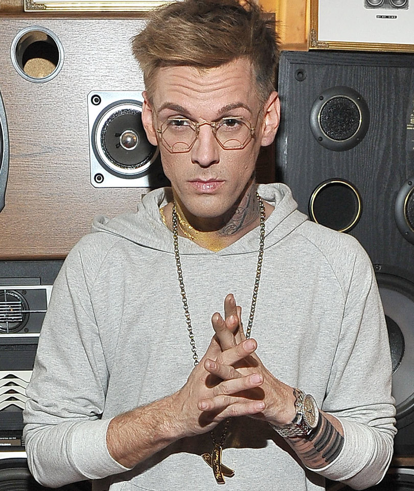 """Aaron Carter Admits He's Over $150K in Debt: """"I Want to Have a Home"""""""
