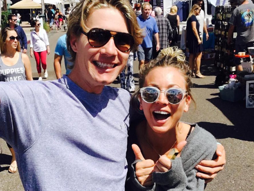 Kaley Cuoco Can't Stop Gushing About Boyfriend Karl Cook After Admitting She's…