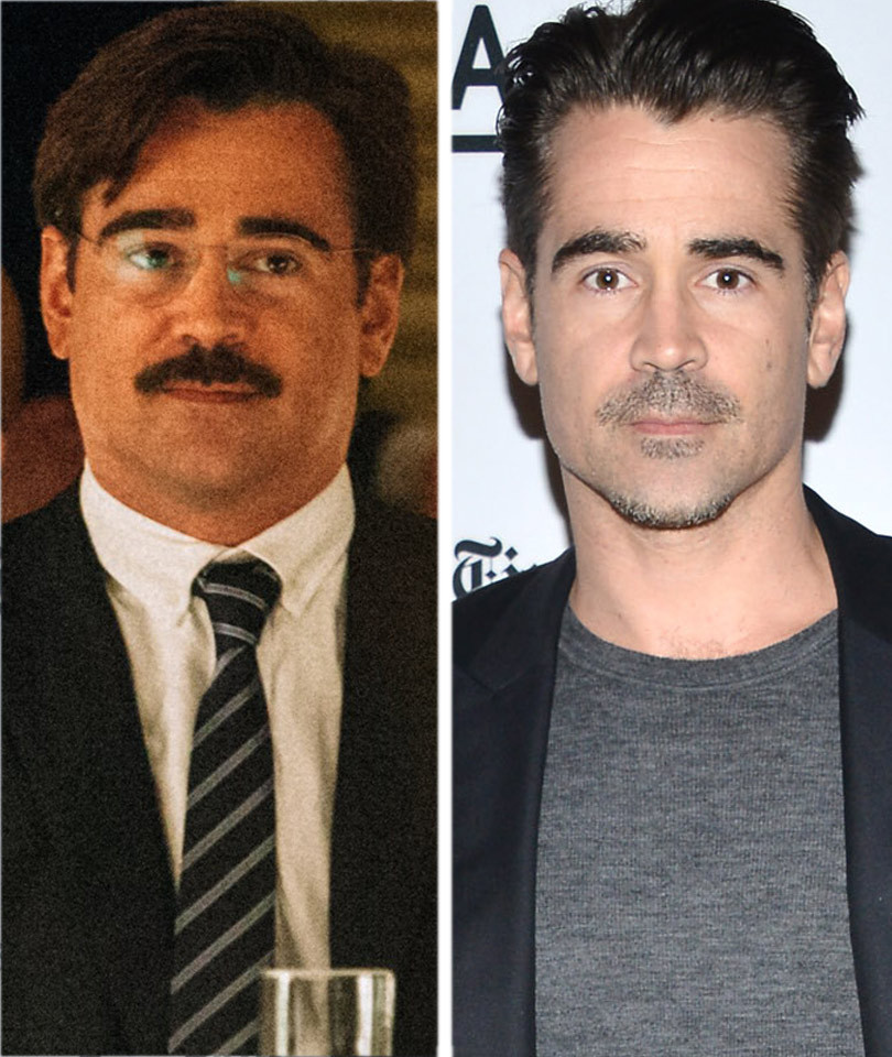 Colin Farrell Did WHAT to Gain 45 Pounds For His Role in