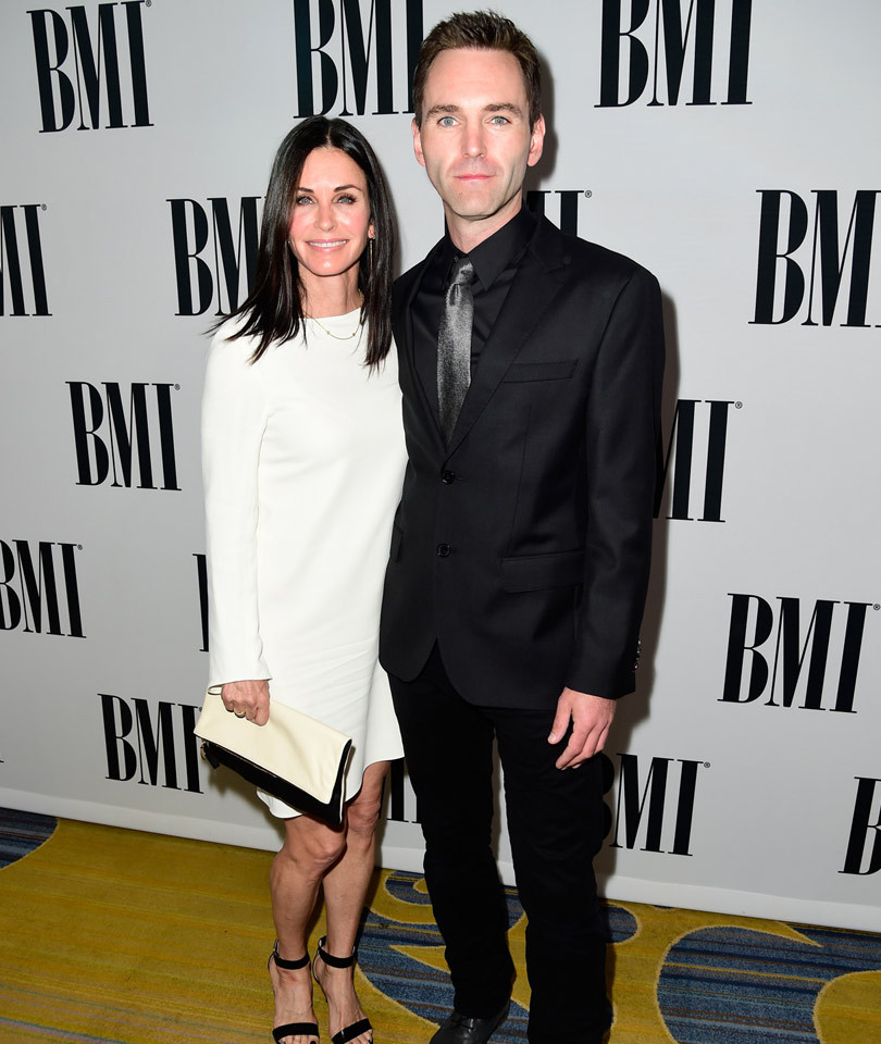 Game On! Courteney Cox and Johnny McDaid Make First Red Carpet Appearance After Reconciliation