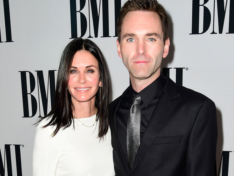 Game On! Courteney Cox and Johnny McDaid Make First Red Carpet Appearance After…