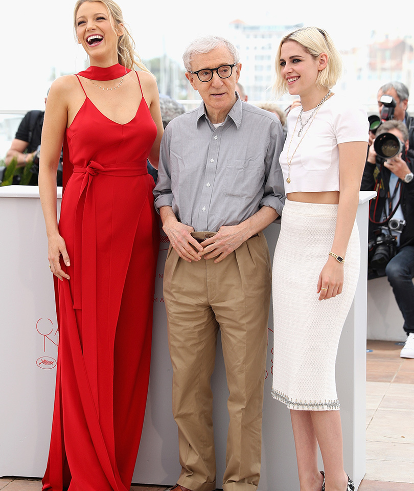"""Ronan Farrow Blasts Blake Lively, Kristen Stewart as """"Dangerous"""" for Appearing at Cannes with Woody Allen"""
