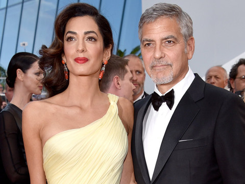 Amal Clooney Steals the Spotlight In Yellow Gown at the Cannes Film Festival