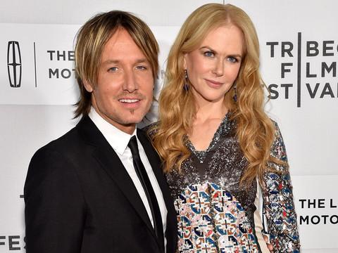 Keith Urban & Nicole Kidman Do Carpool Karaoke to One of His Songs -- And It's the…