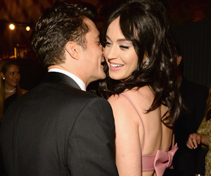 """Katy Perry Says Orlando Bloom, Selena Gomez Cheating Scandal Is a """"Dumb…"""