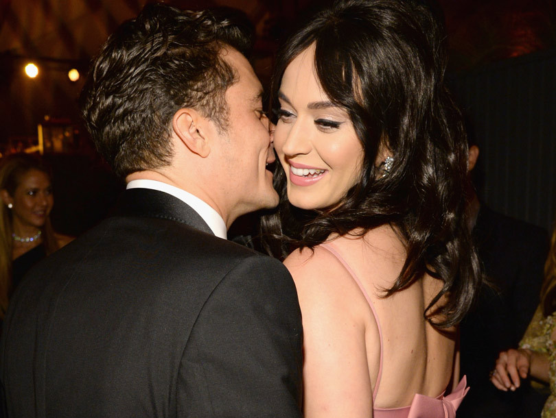 "Katy Perry Says Orlando Bloom, Selena Gomez Cheating Scandal Is a ""Dumb…"
