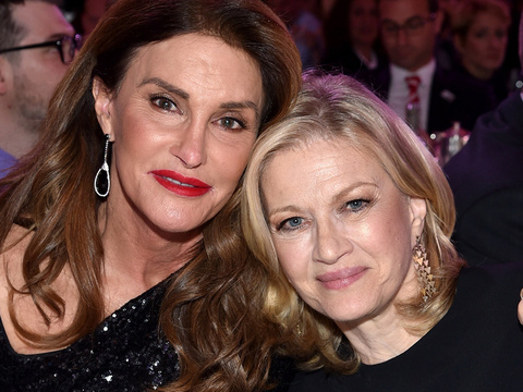 Caitlyn Jenner, Mariah Carey, Jennifer Lawrence All Stun at the GLAAD Media Awards