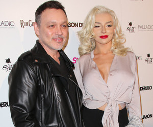 Courtney Stodden Is Pregnant, Expecting First Child with Doug Hutchison