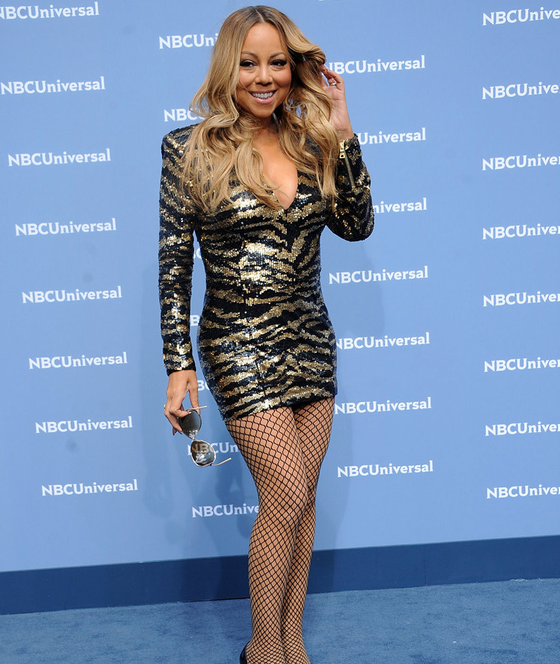 """Sneak a Peek Inside Mariah Carey's Ridiculous Life In the First Promo for """"Mariah's World"""""""