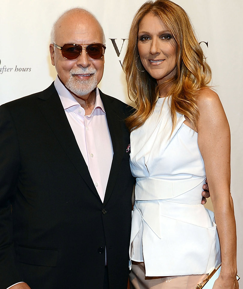 Celine Dion Opens Up About Final Moments With Late Husband Rene Angélil
