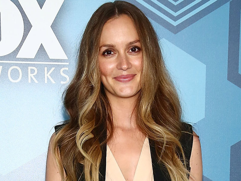 She's Back! Leighton Meester Hits the Red Carpet For the First Time In Over a…