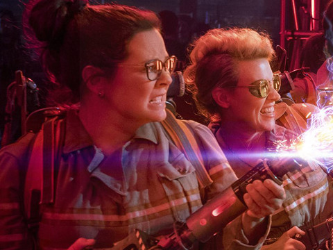 "New ""Ghostbusters"" Trailer FINALLY Shows Us The Villain!"