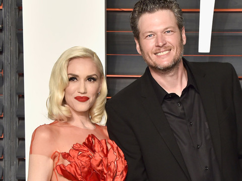 "Gwen Stefani Admits She Was ""Scared"" to Listen to Her Duet With Boyfriend Blake Shelton"