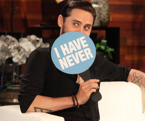 "Jared Leto & Drake Play ""Never Have I Ever"" -- Who Sent a Dirty Text to the…"