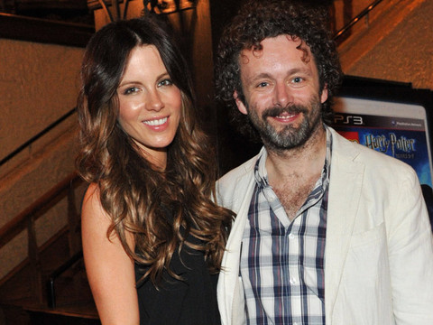 Not Awkward?! Kate Beckinsale Recreates Birth Photo With Ex Michael Sheen and Teenage…