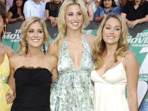 """""""The Hills"""" Cast Reveals Big Bombshells -- Lauren Conrad Threw a Fit at Heidi's Wedding…"""