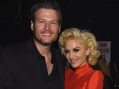 "Blake Shelton Says Nobody Saw Relationship With Gwen Stefani Coming: ""Gwen Saved My Life"""