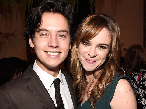 Cole Sprouse, Luke Perry & More -- See How the Stars Partied at the 2016 CW Upfronts!