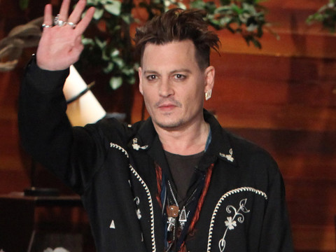 Johnny Depp Does The Best Impression Of Donald Trump -- See What He Said About Playing…