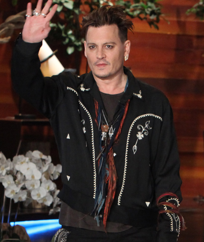 Johnny Depp Does The Best Impression Of Donald Trump -- See What He Said About…