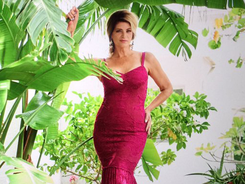 Kirstie Alley Looks Skinnier Than Ever In New Jenny Craig Pic -- After 50-Pound…