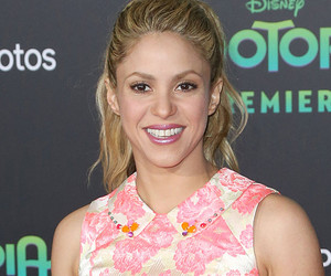 Shakira Shares Rare Pic of Adorable Son Sasha -- He's SO Big Now!